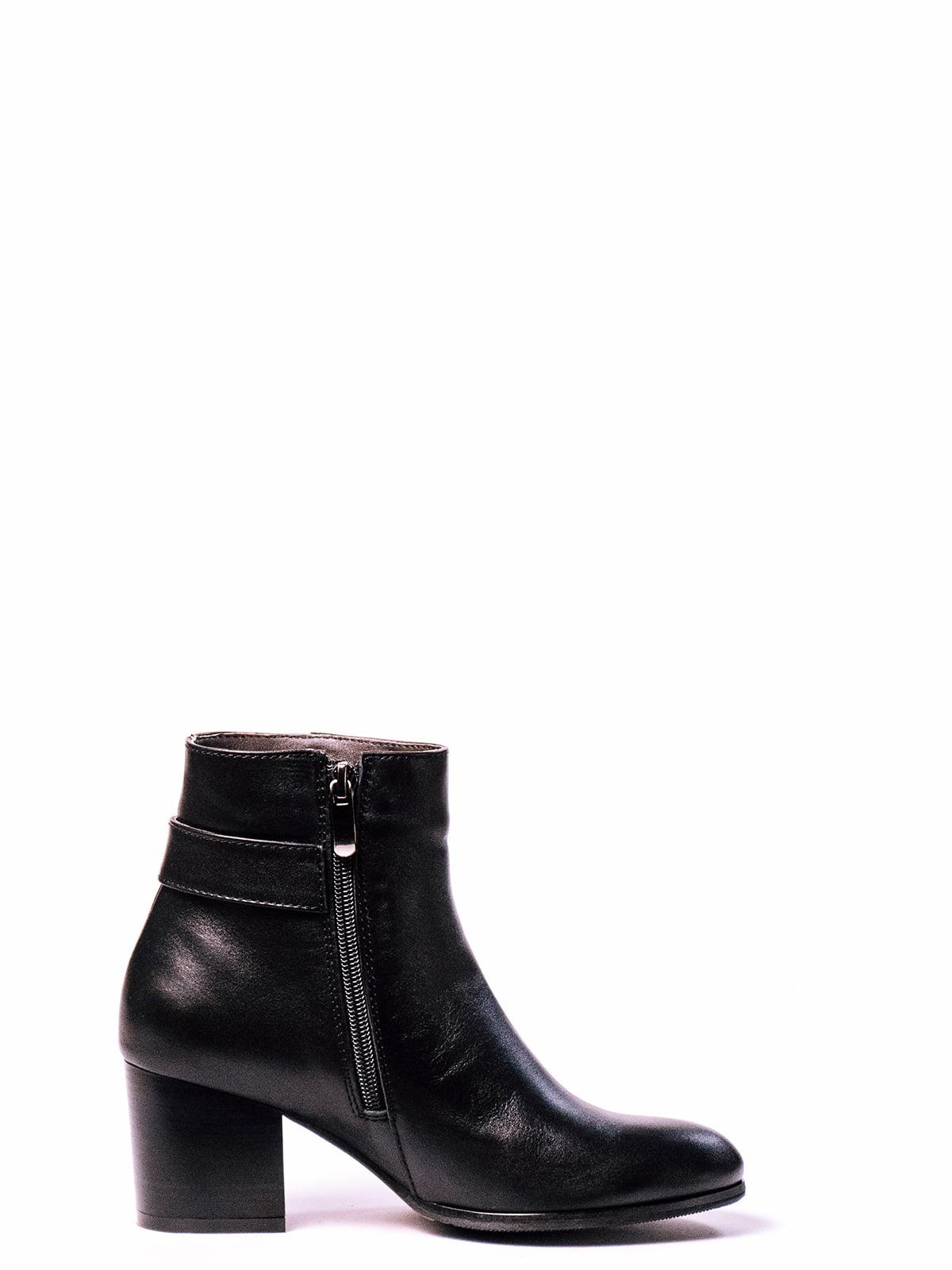 Ботинки черные | 4860362 | фото 2