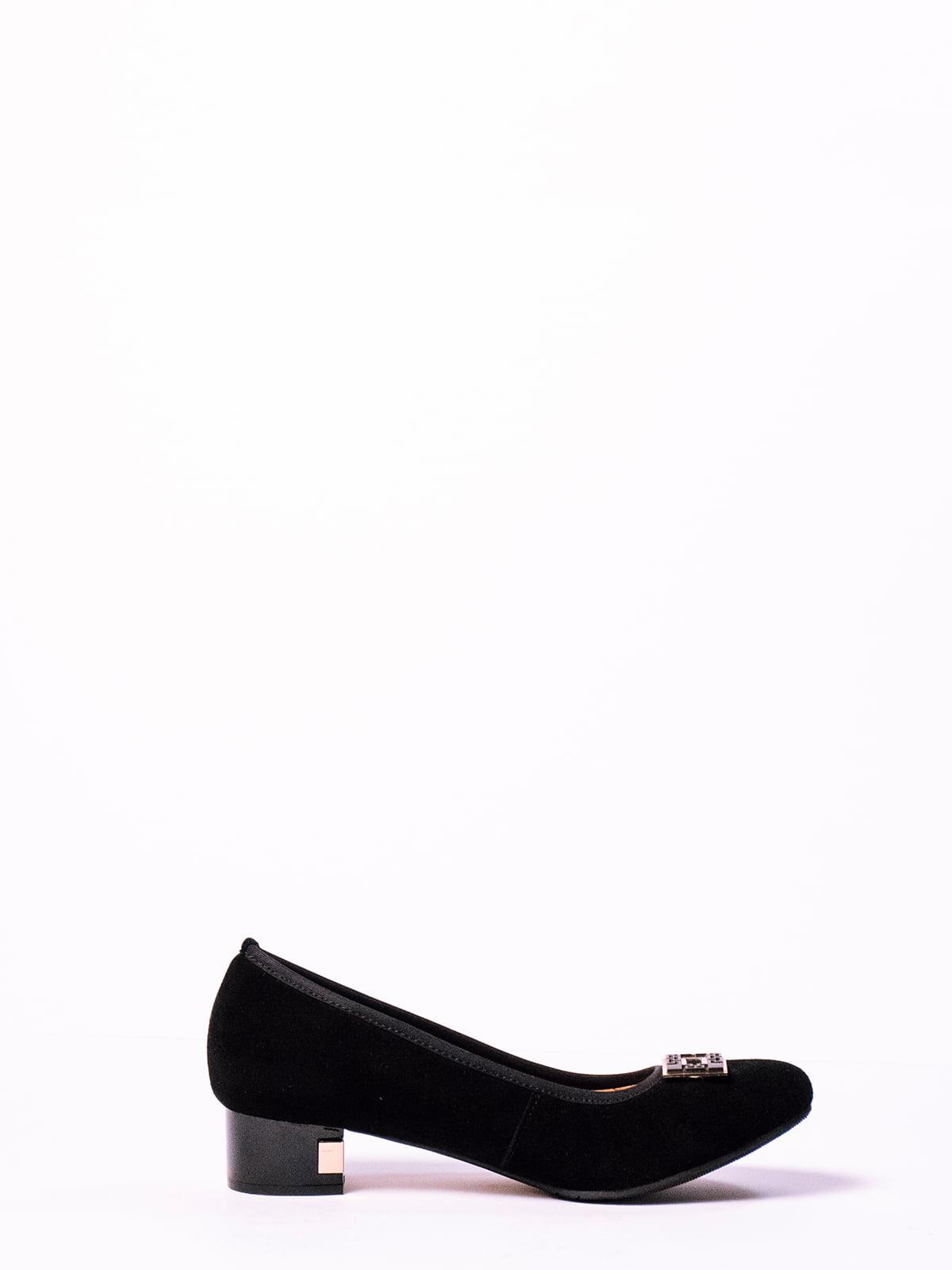 Туфли черные   4860369   фото 2