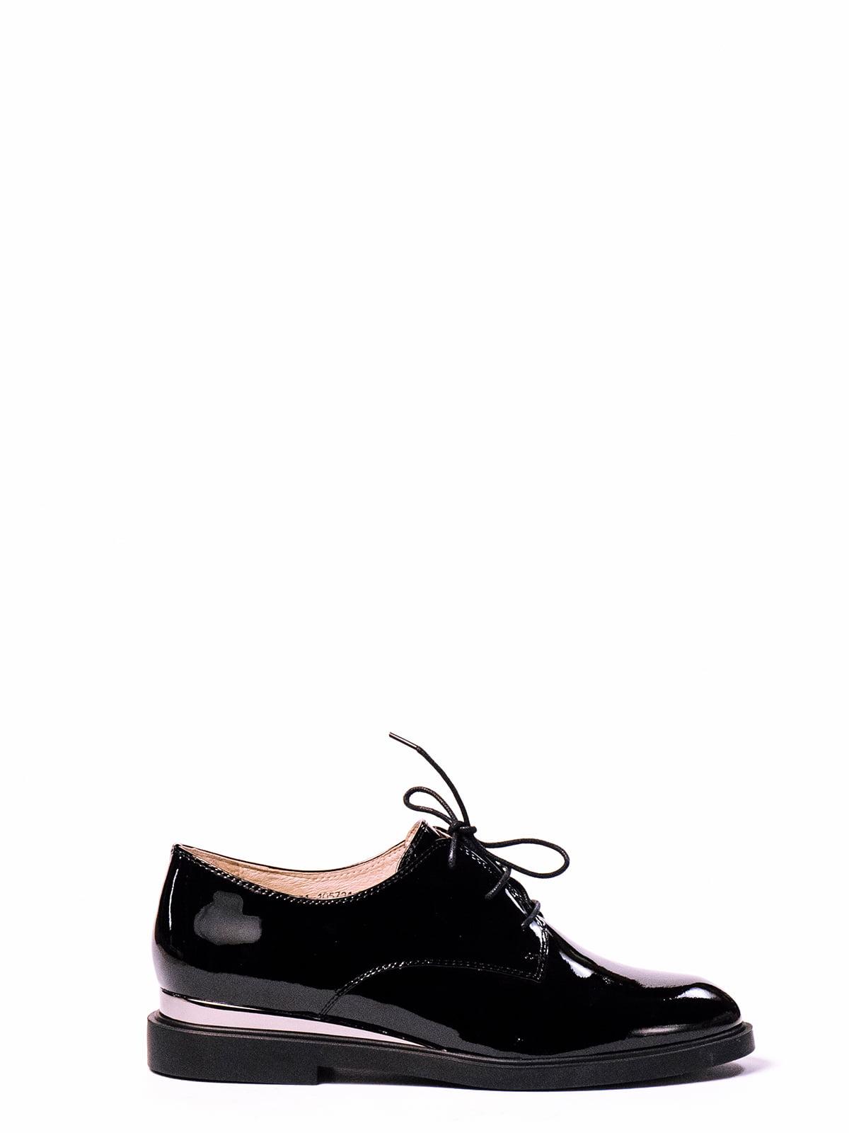 Туфли черные | 4860371
