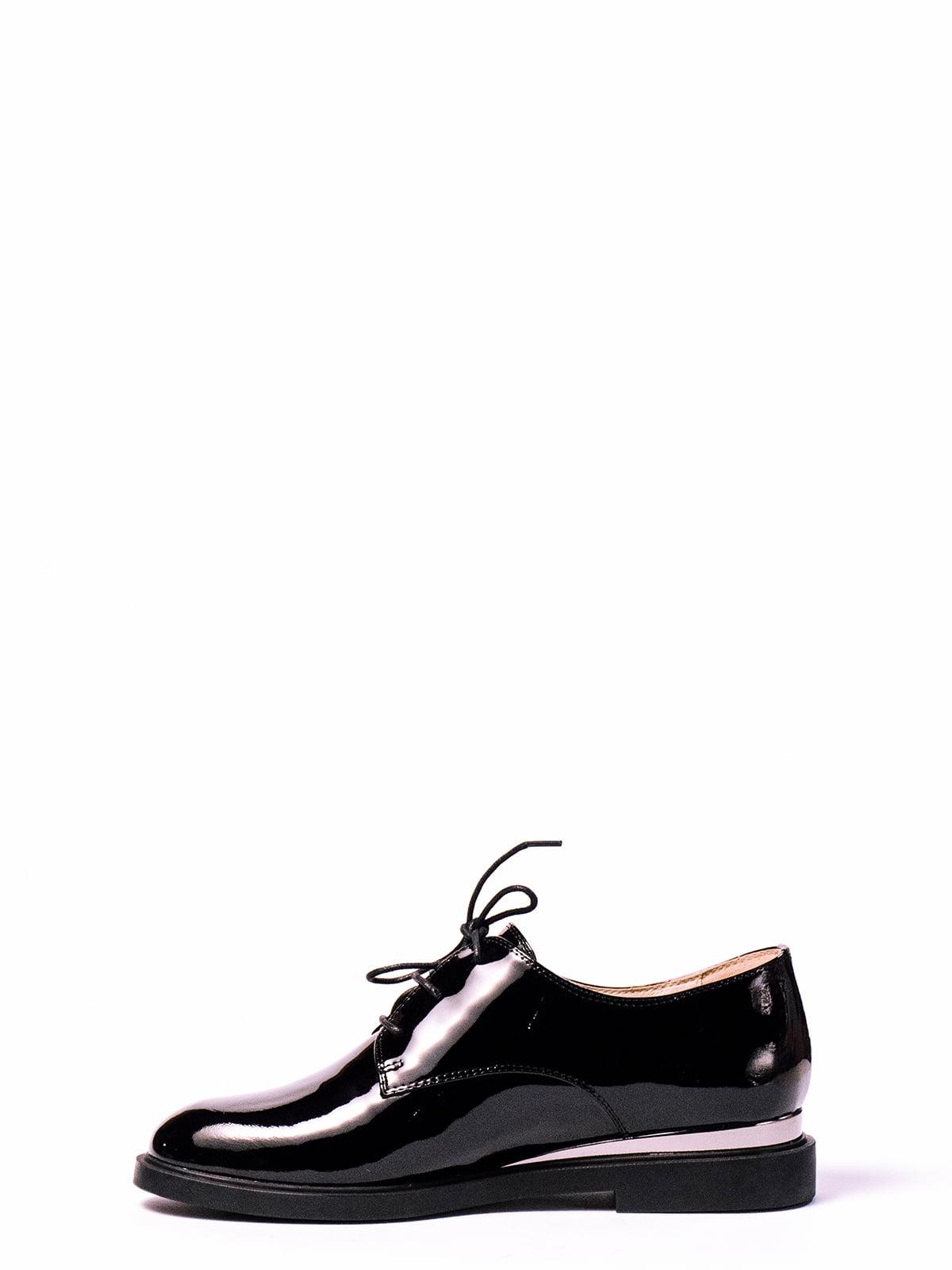Туфли черные | 4860371 | фото 2
