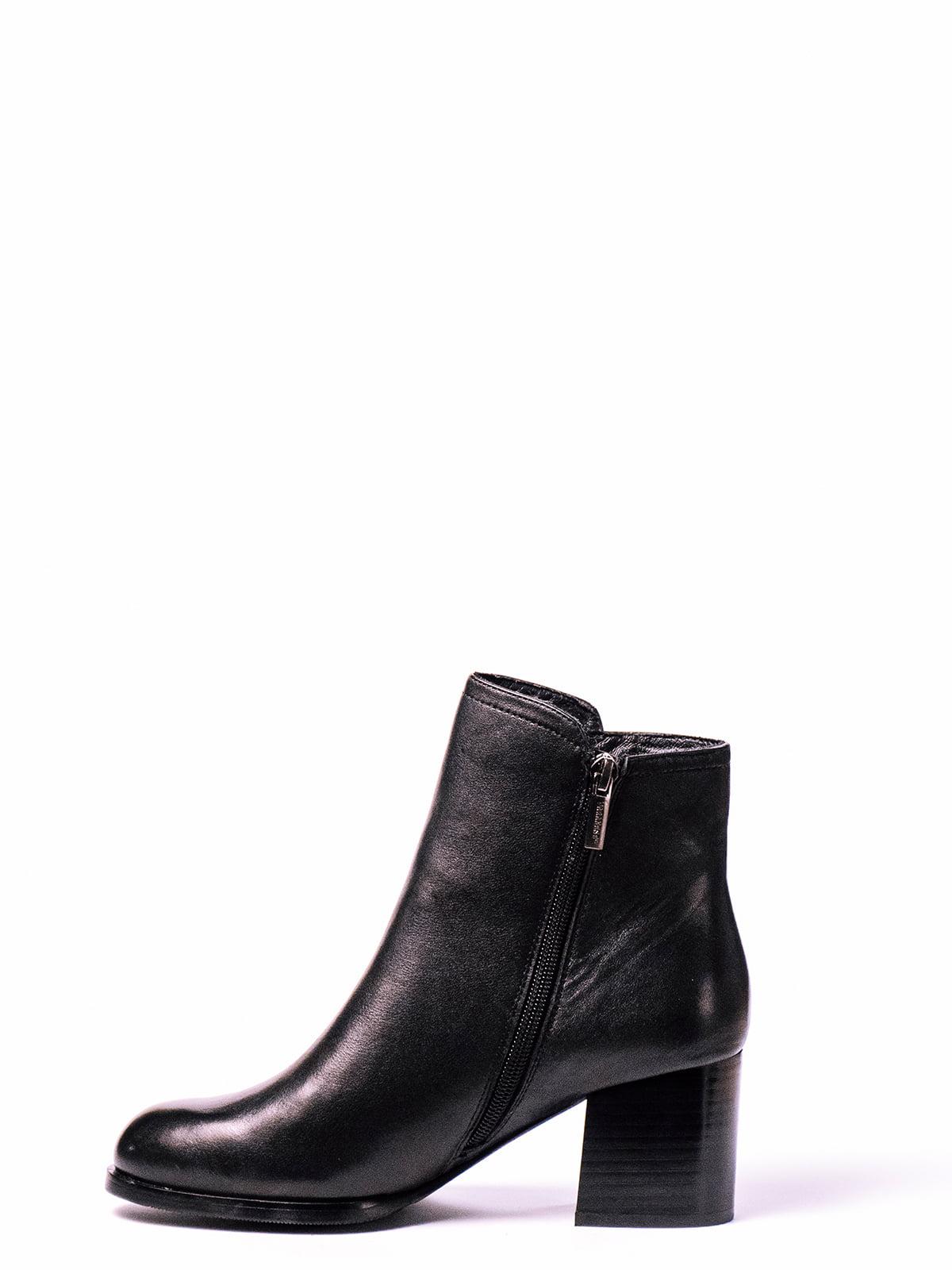 Ботинки черные | 4860379