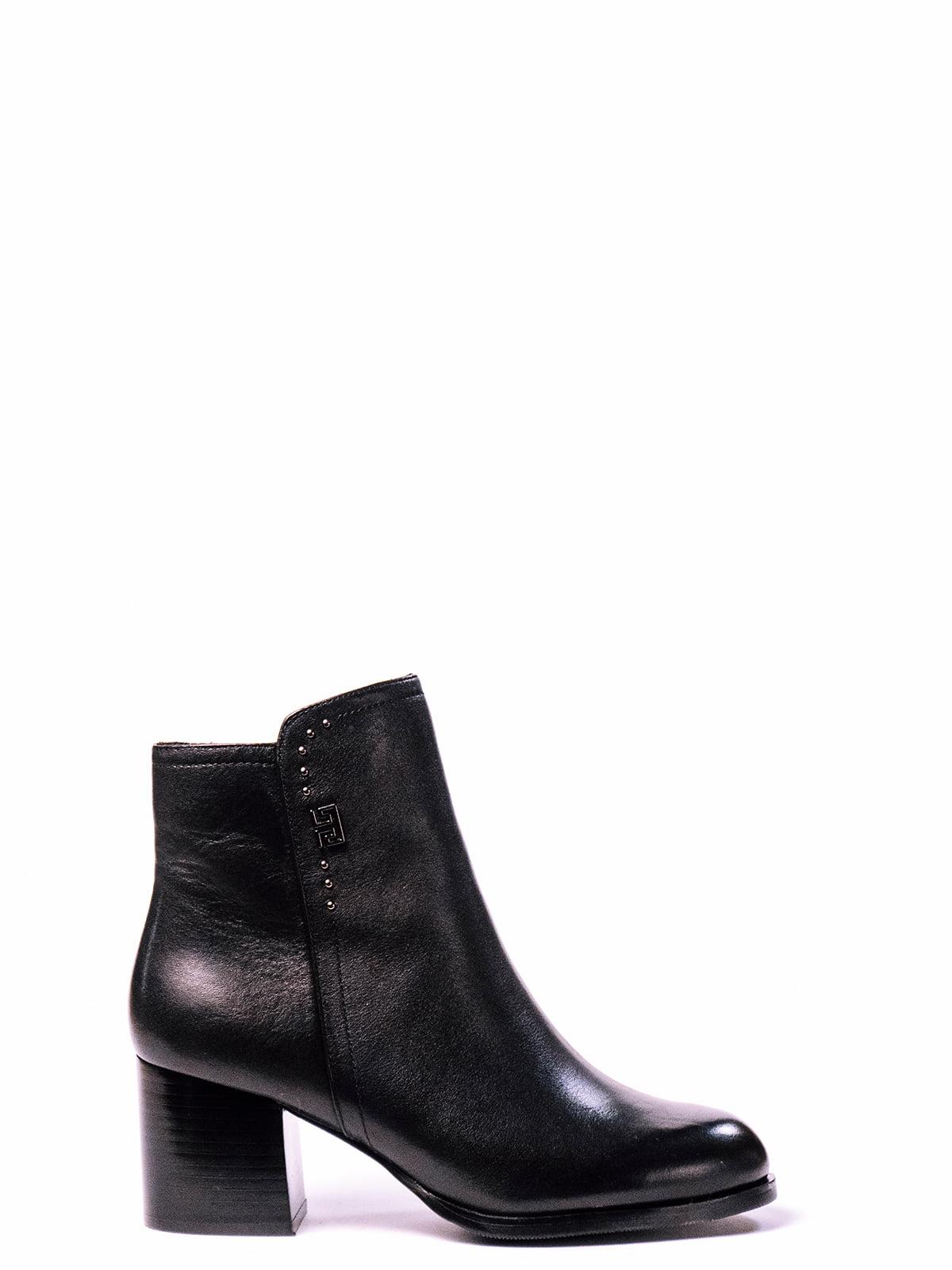 Ботинки черные | 4860379 | фото 2
