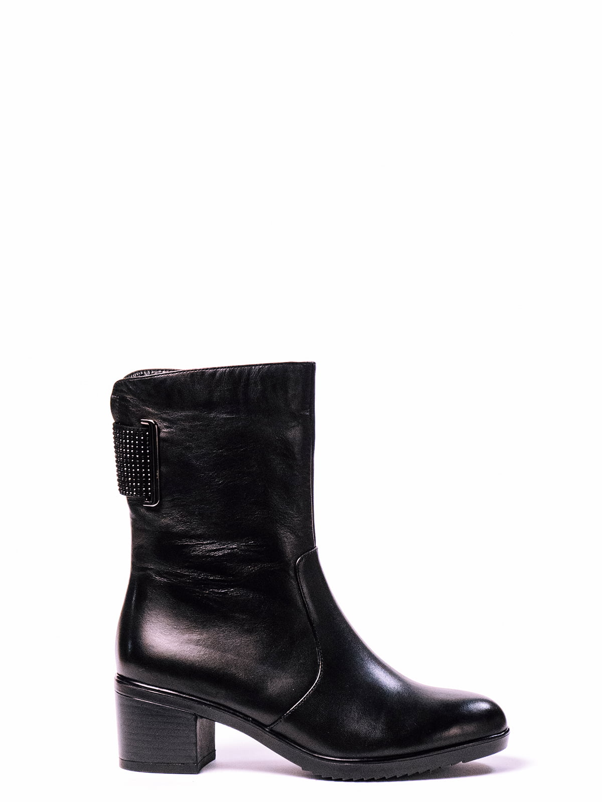 Ботинки черные   4860382   фото 2