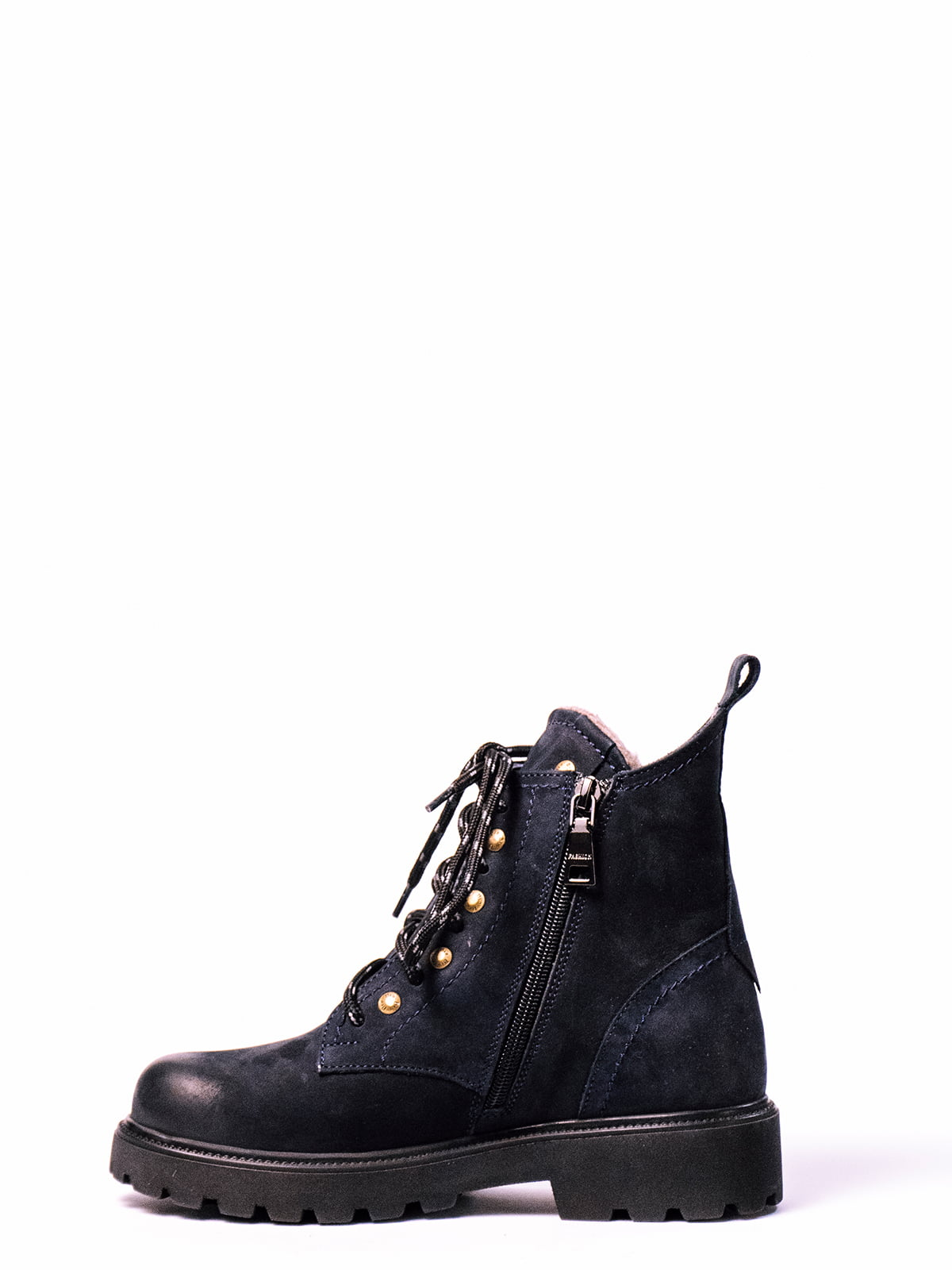 Ботинки синие | 4860384