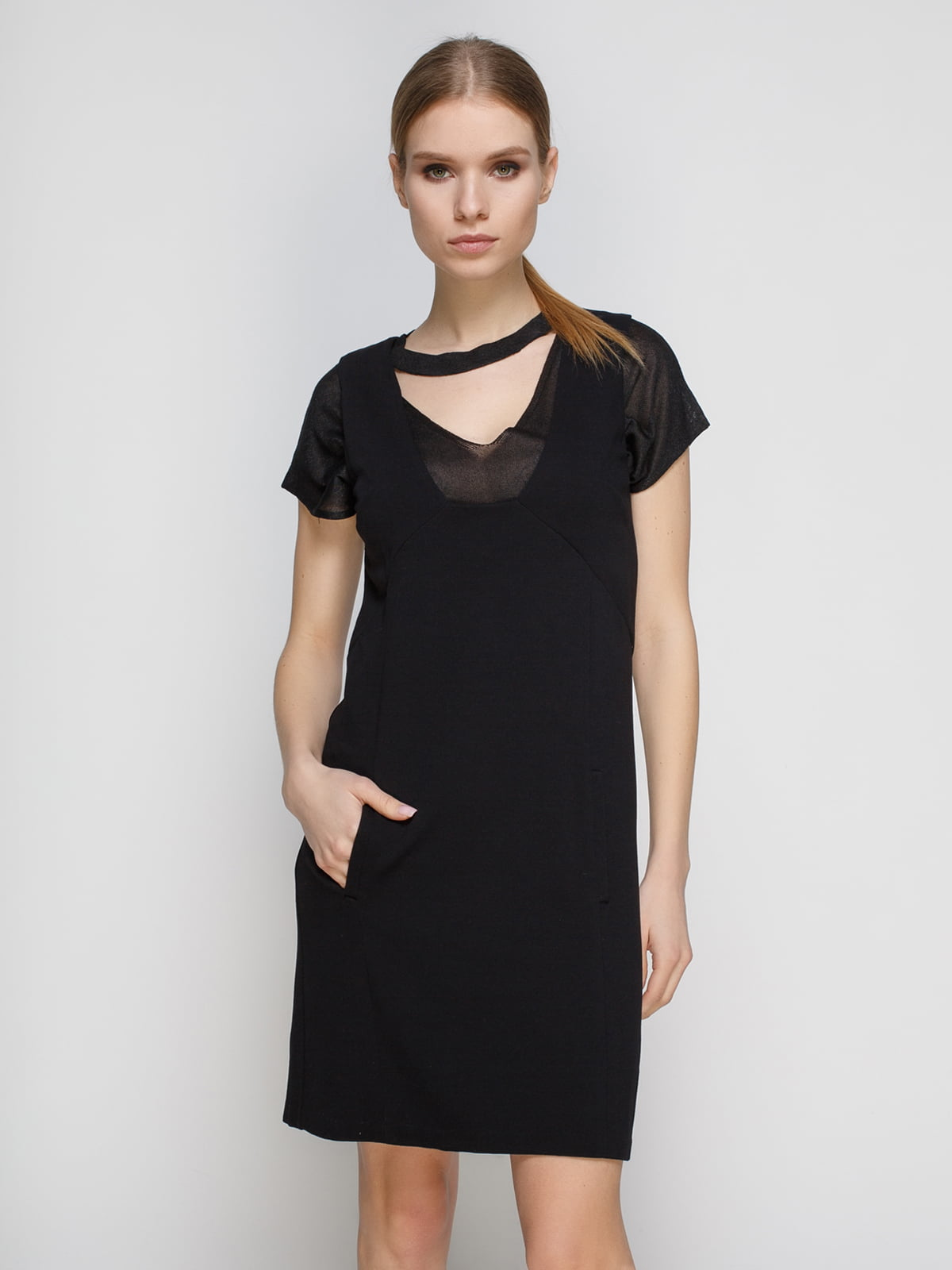 Сукня чорна | 4791360