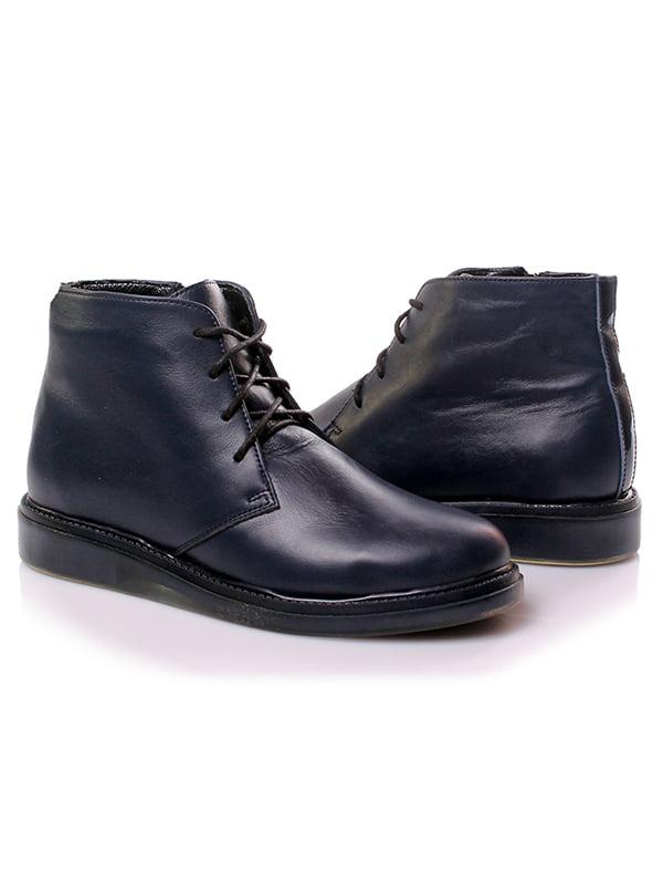 Ботинки черные | 4861241