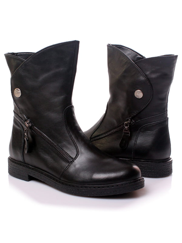 Ботинки черные | 4861253