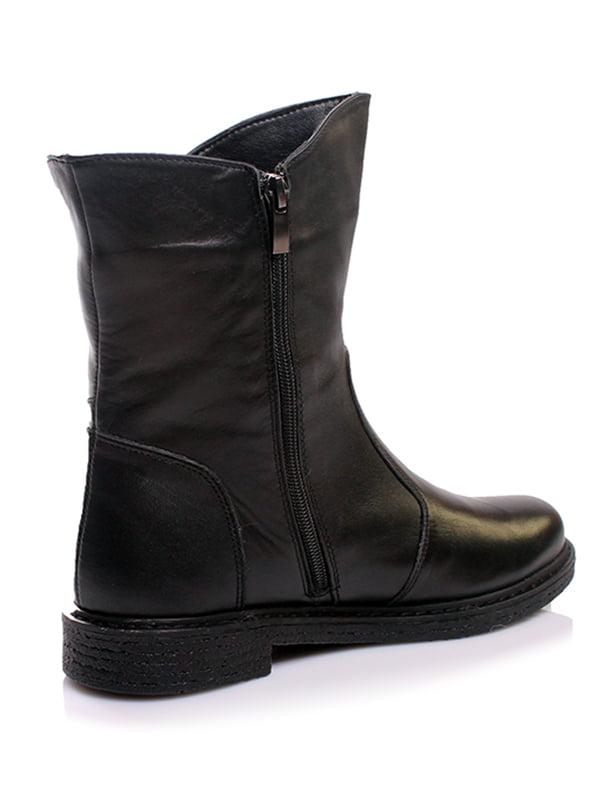 Ботинки черные | 4861253 | фото 2