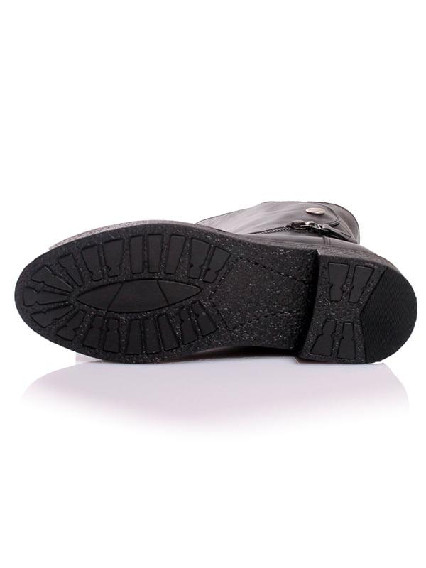 Ботинки черные | 4861253 | фото 3