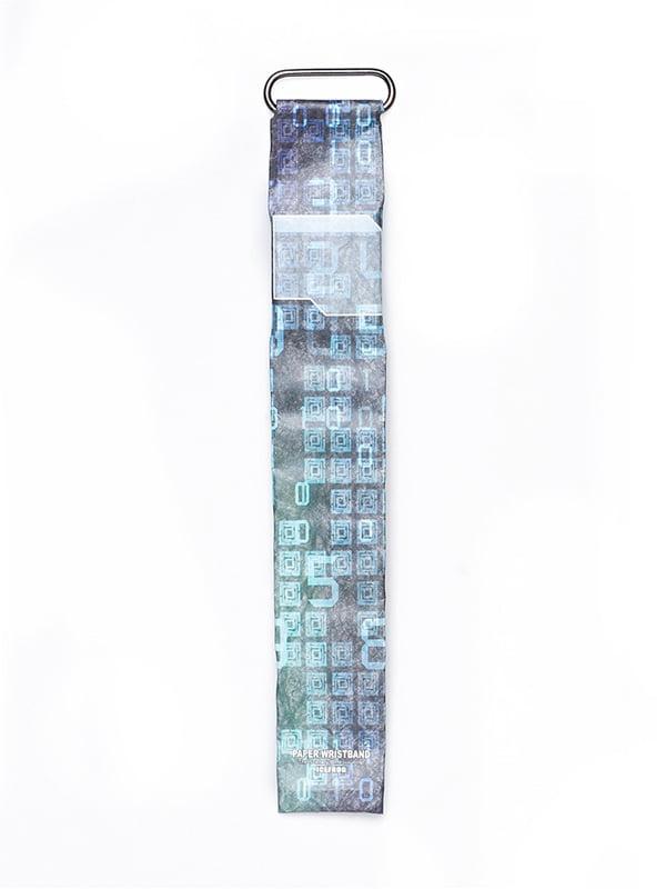 Годинник електронний паперовий | 4861356