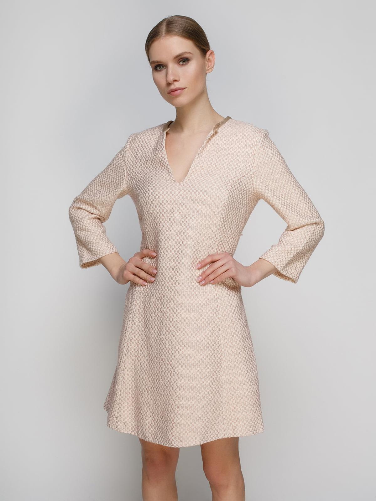 Платье золотистое   4790089