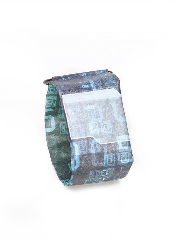 Годинник електронний паперовий | 4861356 | фото 2