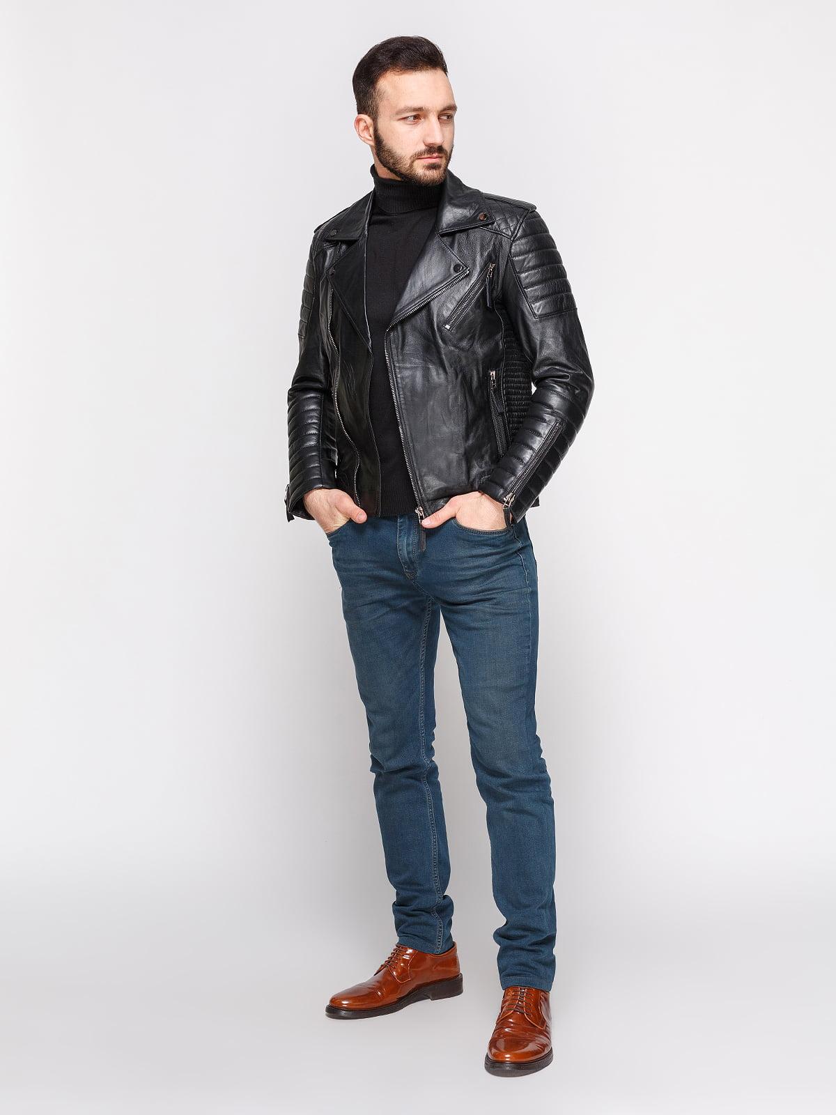 Куртка черная | 3993037 | фото 2