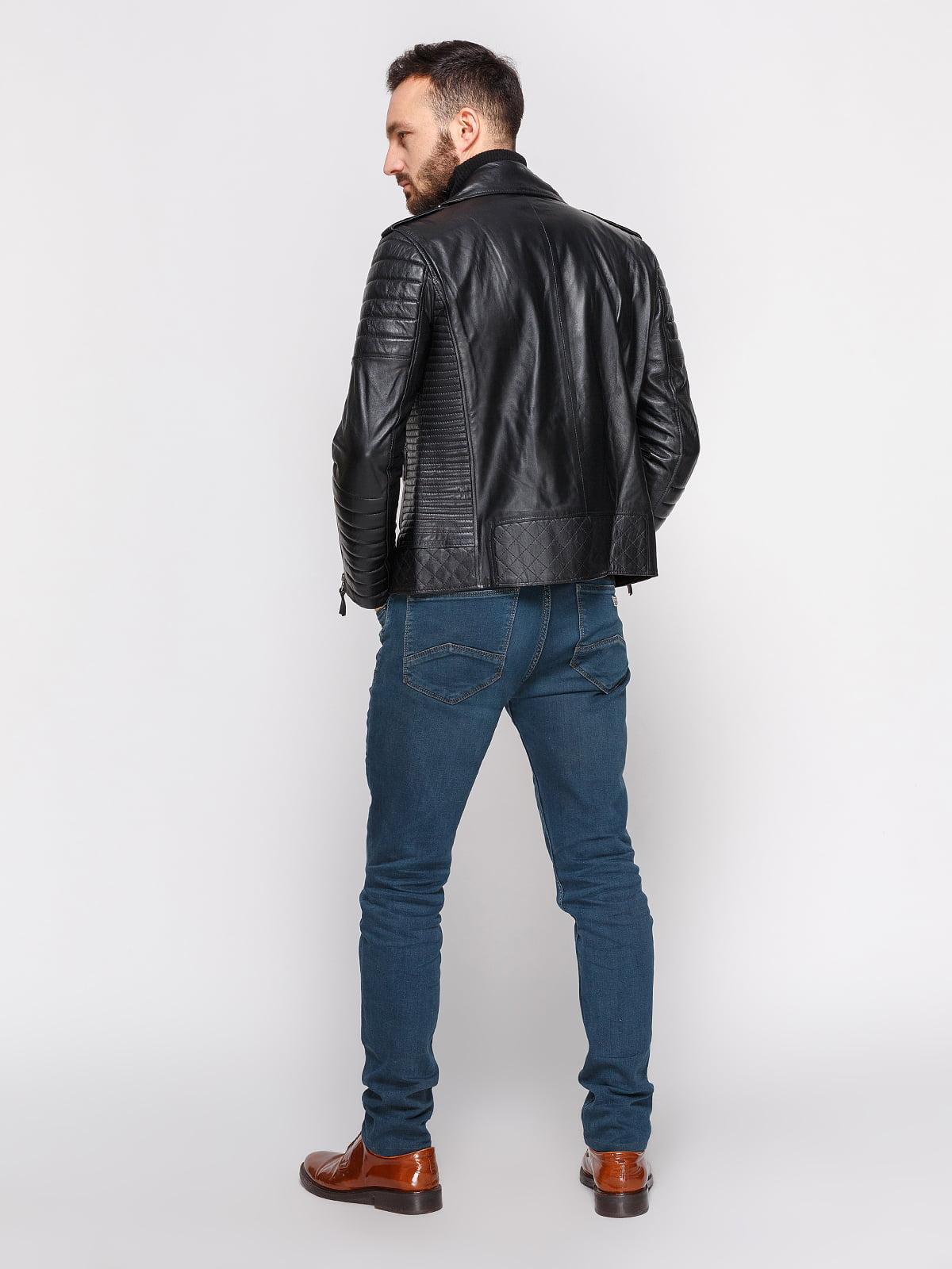 Куртка черная | 3993037 | фото 3
