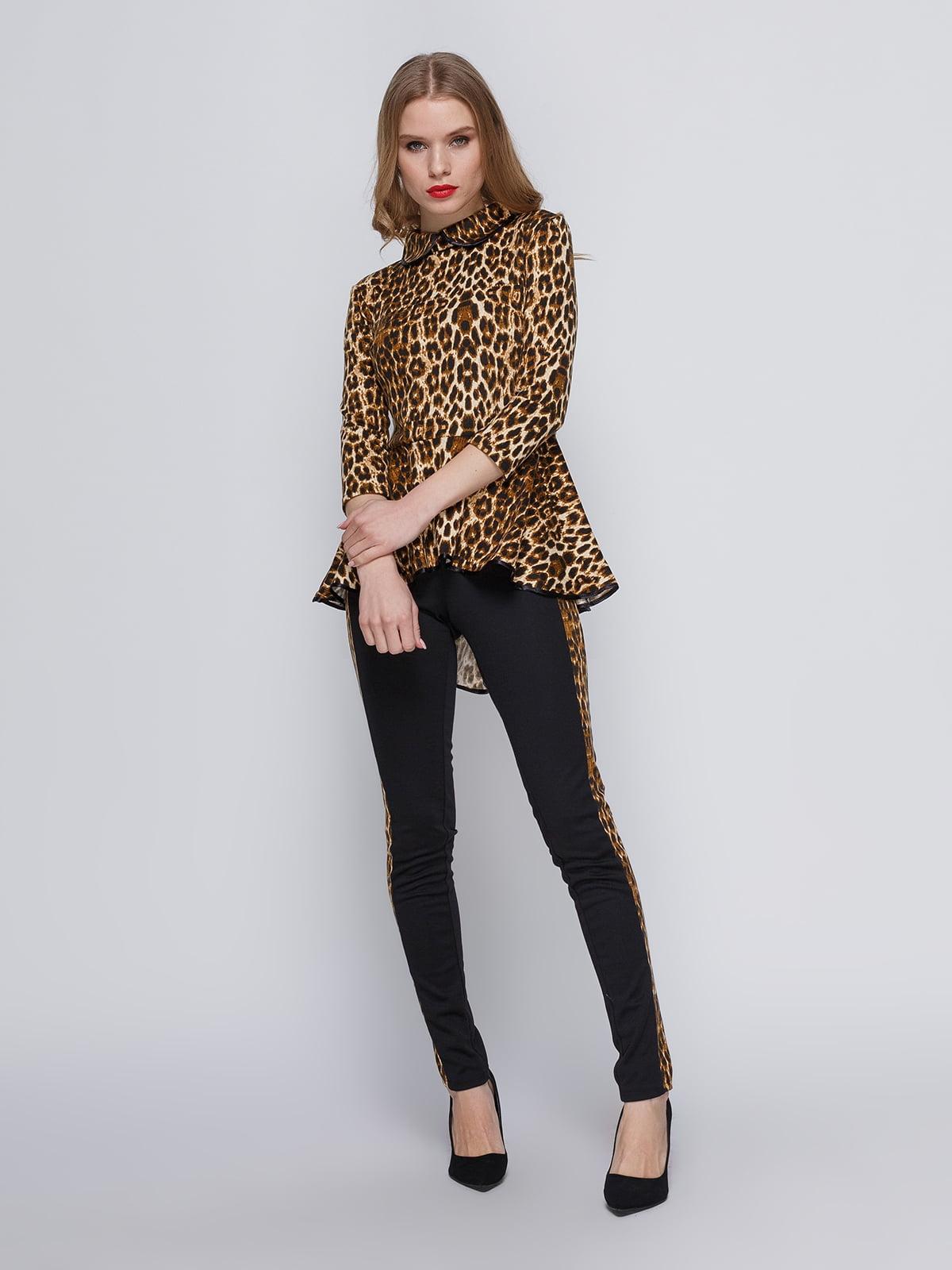 Костюм: блуза і штани | 2886739