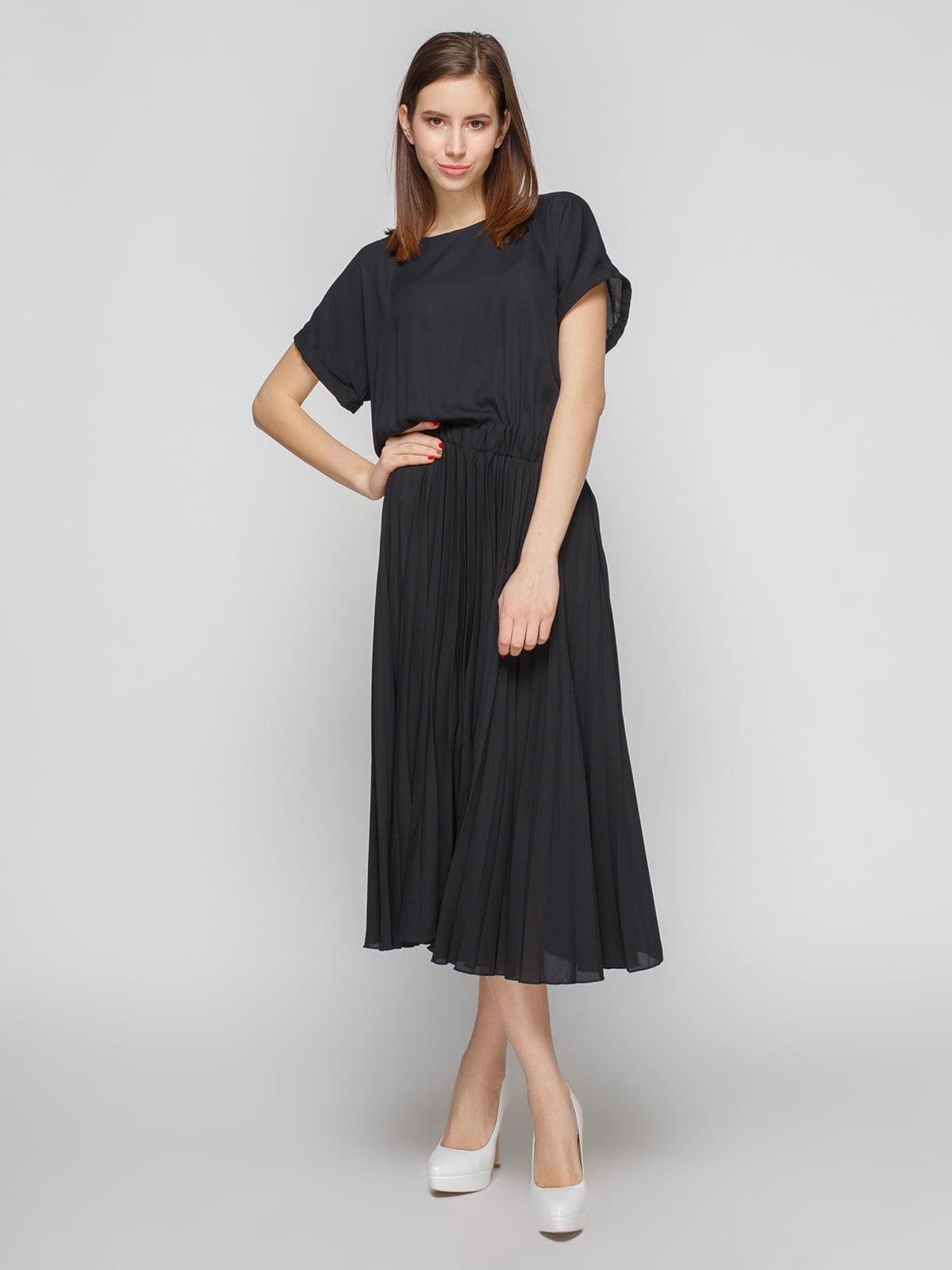 Платье черное | 4791401