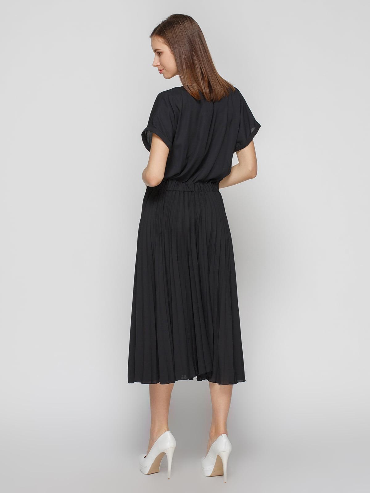 Платье черное | 4791401 | фото 2