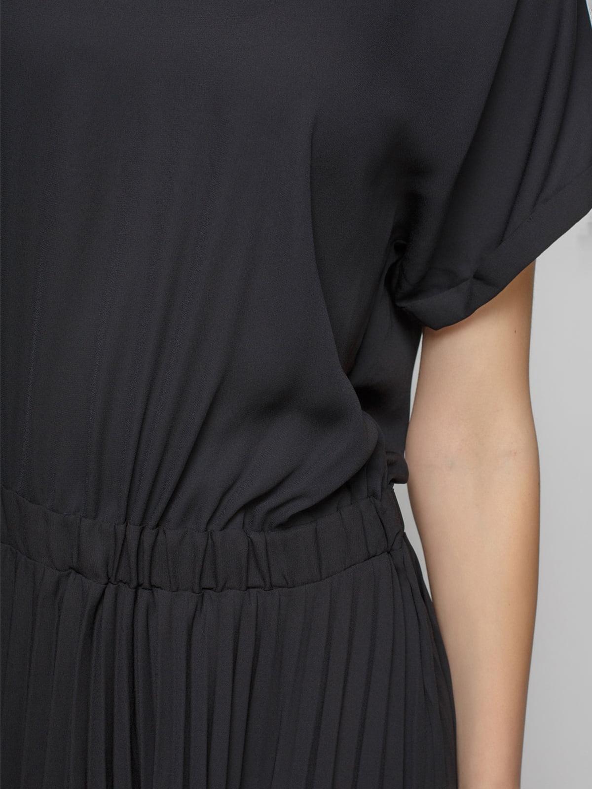 Платье черное | 4791401 | фото 3