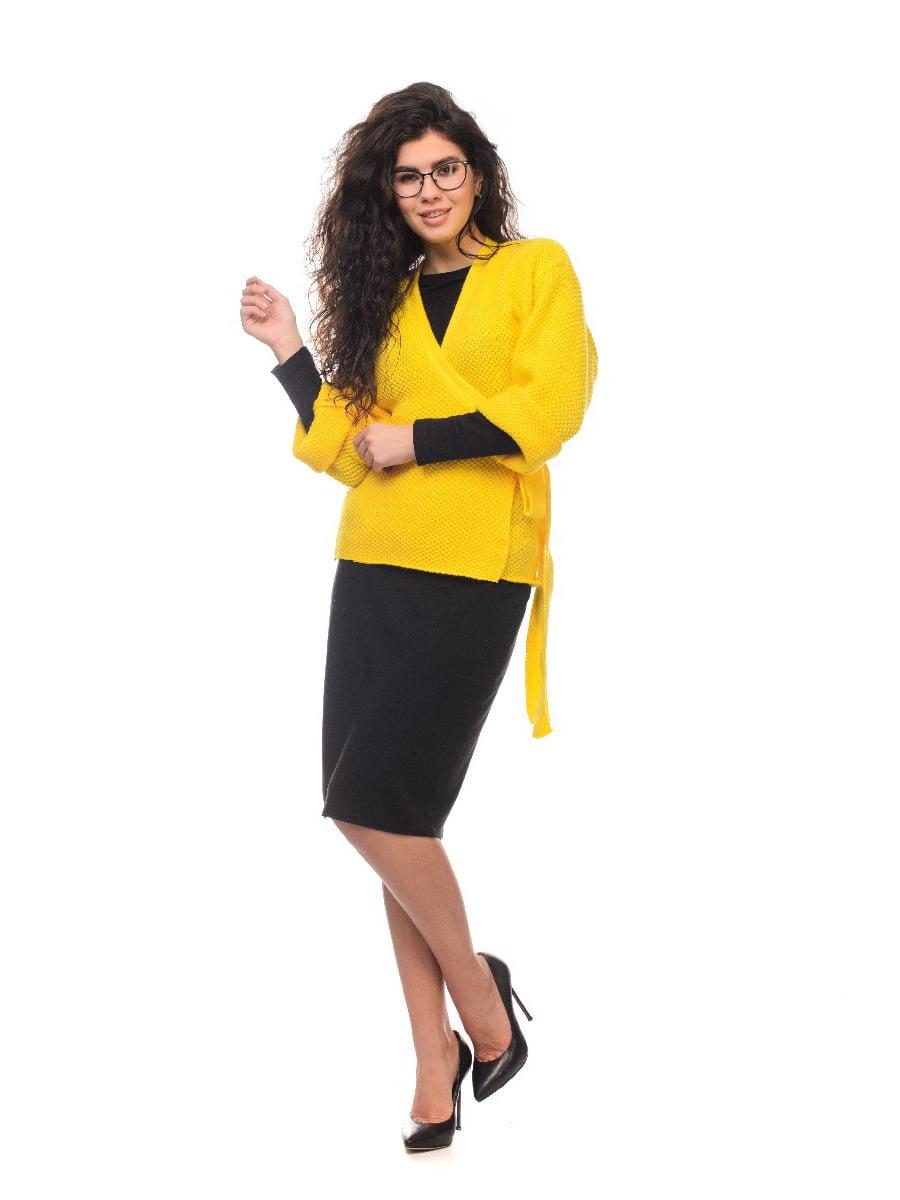 Джемпер желтый | 4864136