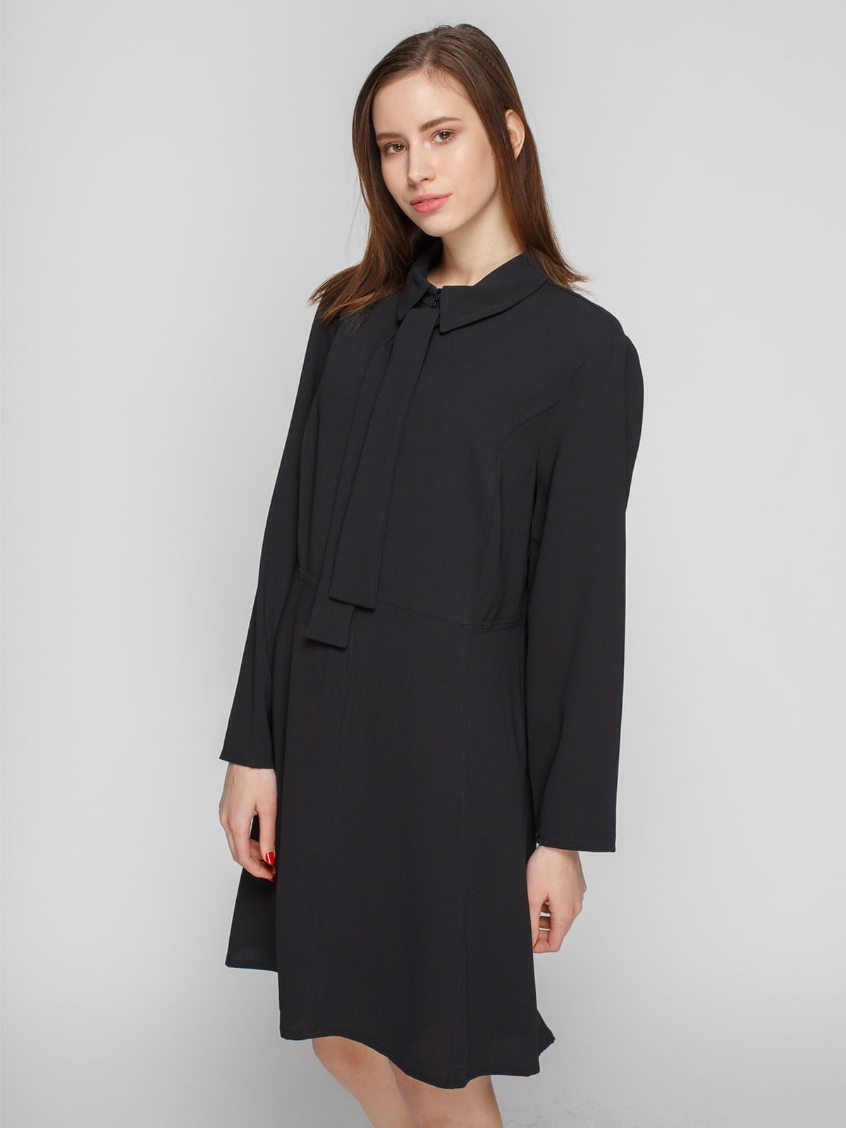 Платье черное   4790326
