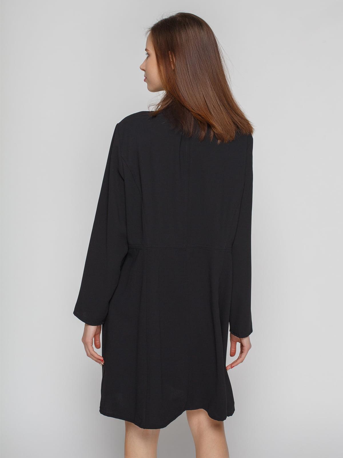 Платье черное   4790326   фото 2