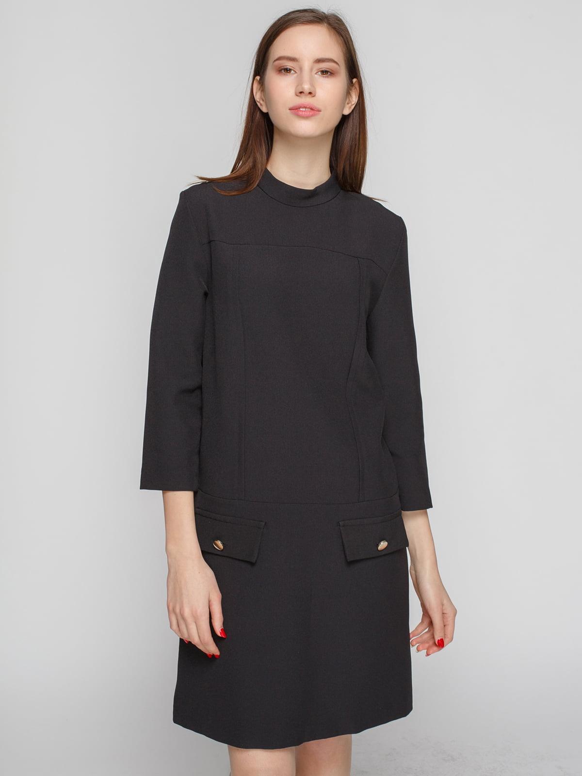 Платье черное   1944750