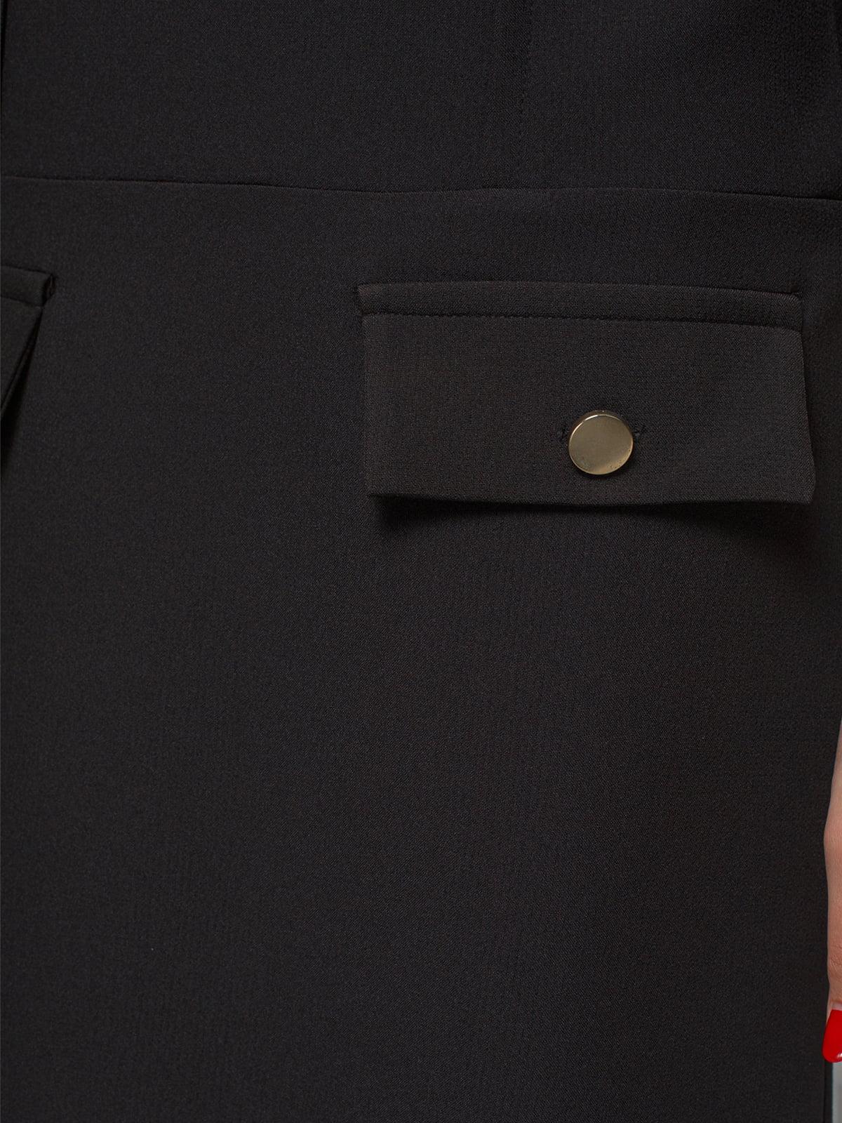 Платье черное   1944750   фото 3