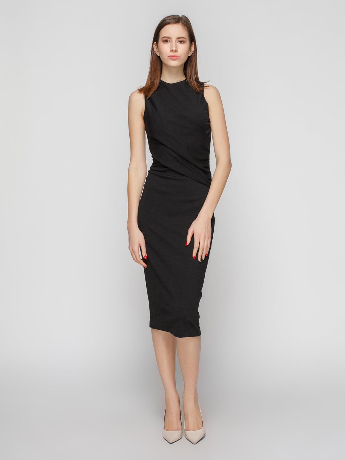 Платье черное | 4789577