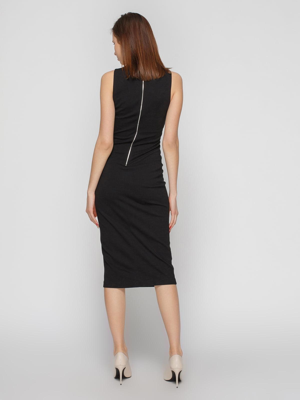 Платье черное | 4789577 | фото 2