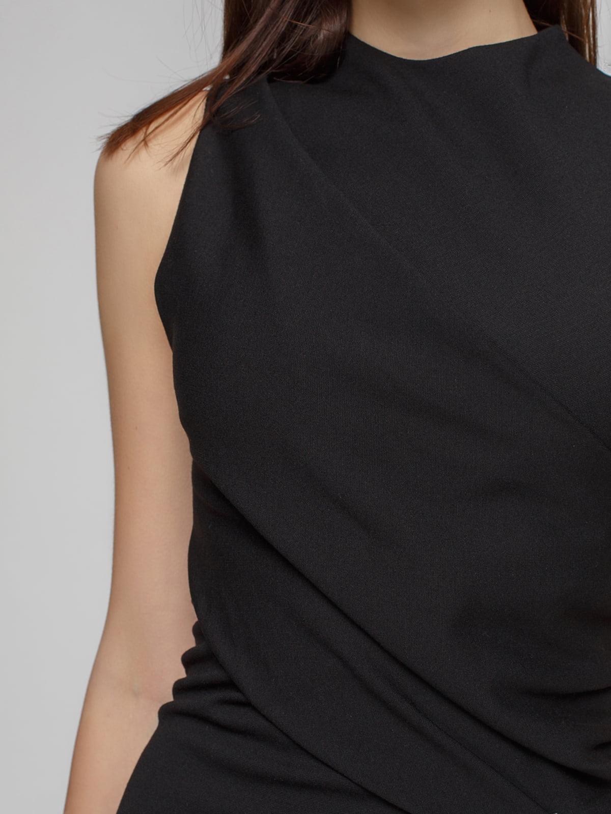Платье черное | 4789577 | фото 3
