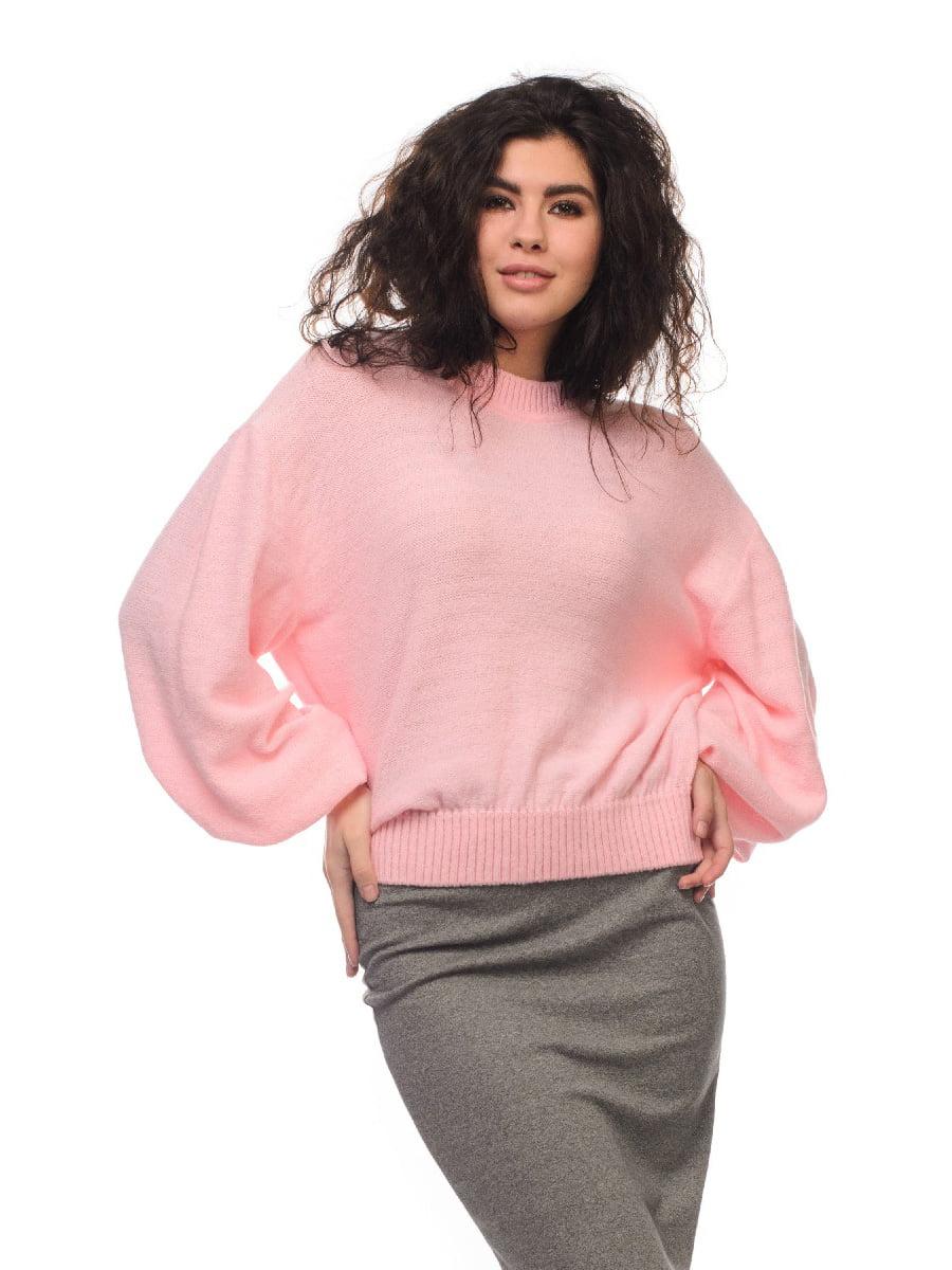 Джемпер рожевий | 4864133 | фото 5