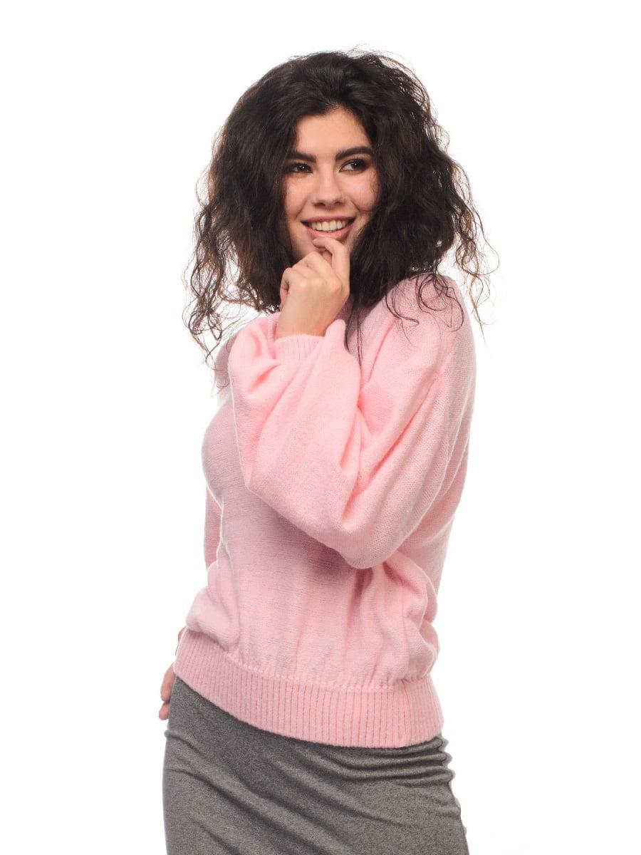 Джемпер рожевий | 4864133 | фото 6