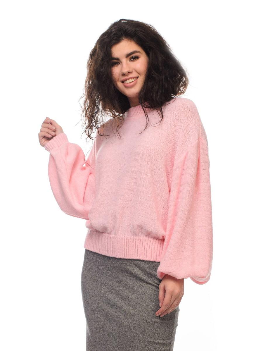 Джемпер рожевий | 4864133 | фото 7