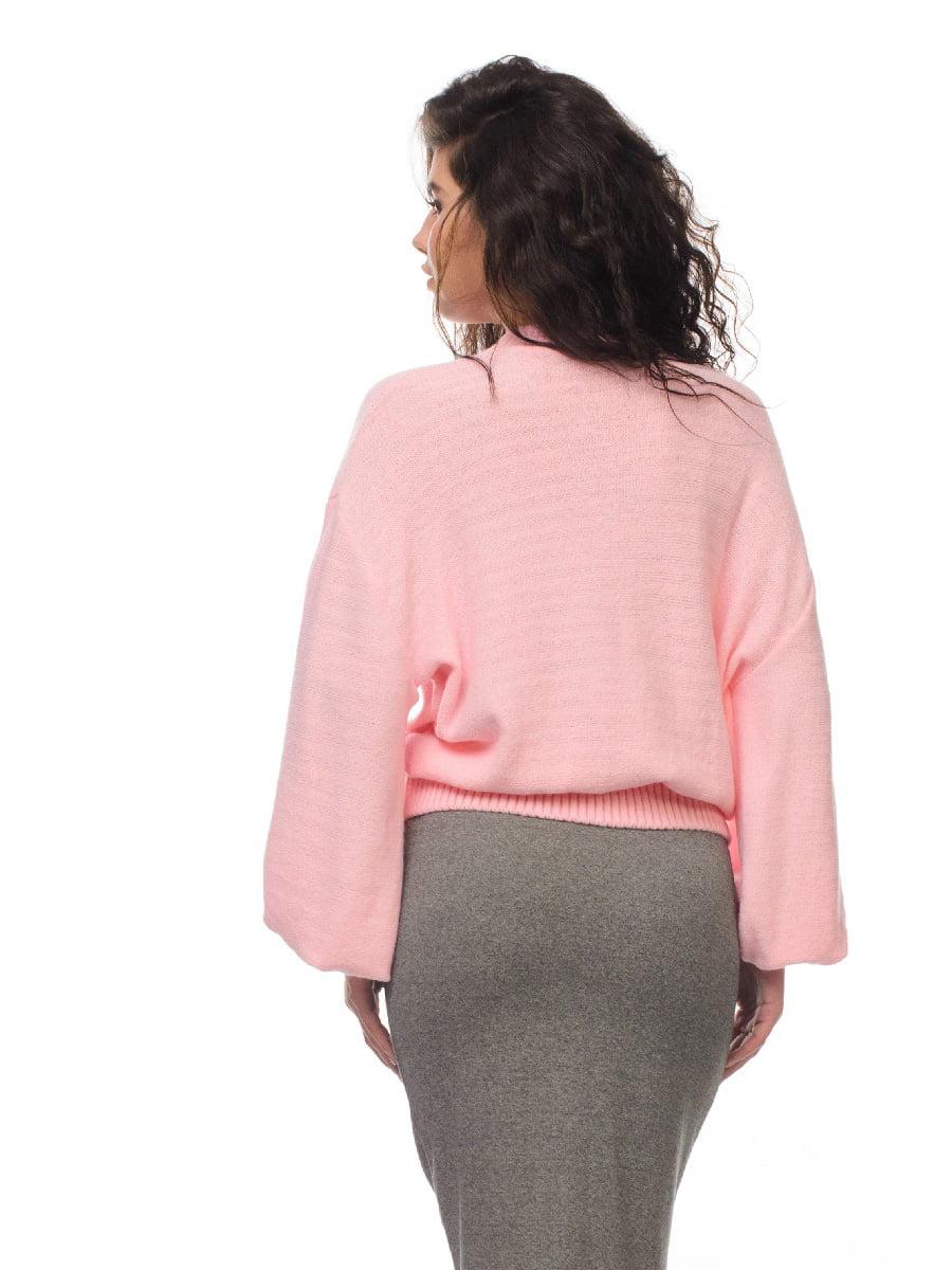 Джемпер рожевий | 4864133 | фото 8