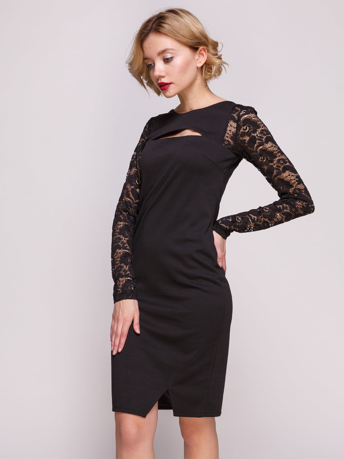 Сукня чорна | 3068024