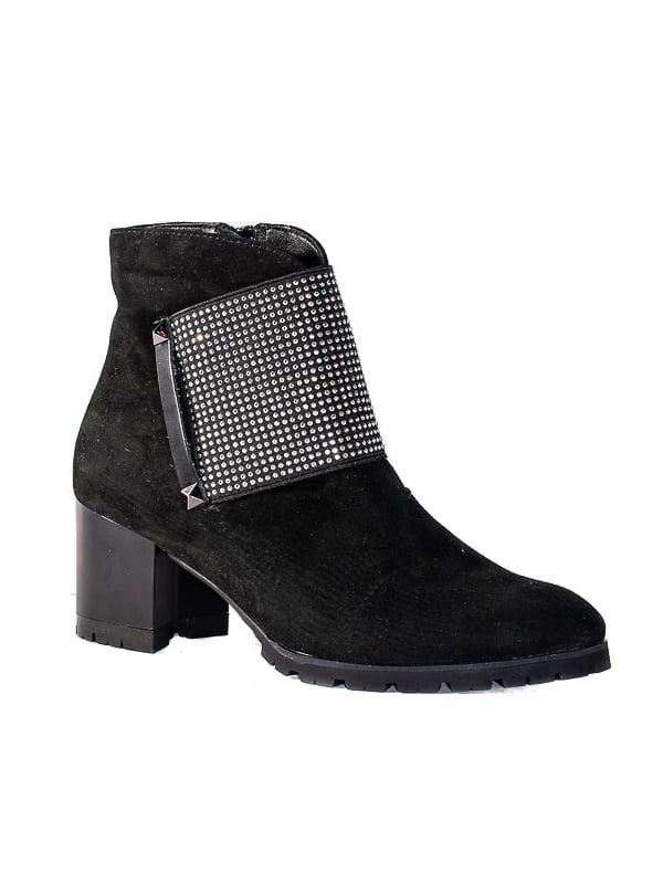 Ботинки черные | 4825791