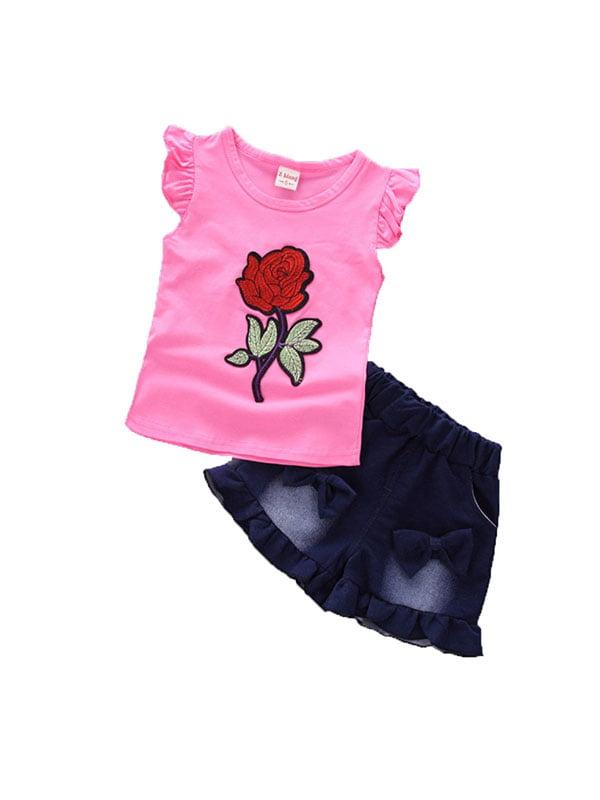 Комплект: майка и шорты | 4859331
