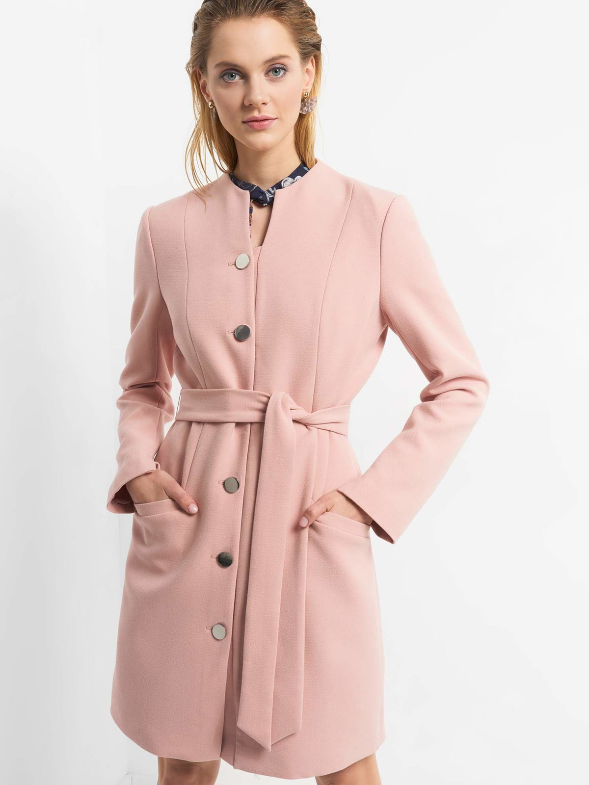 Пальто рожеве | 4855998