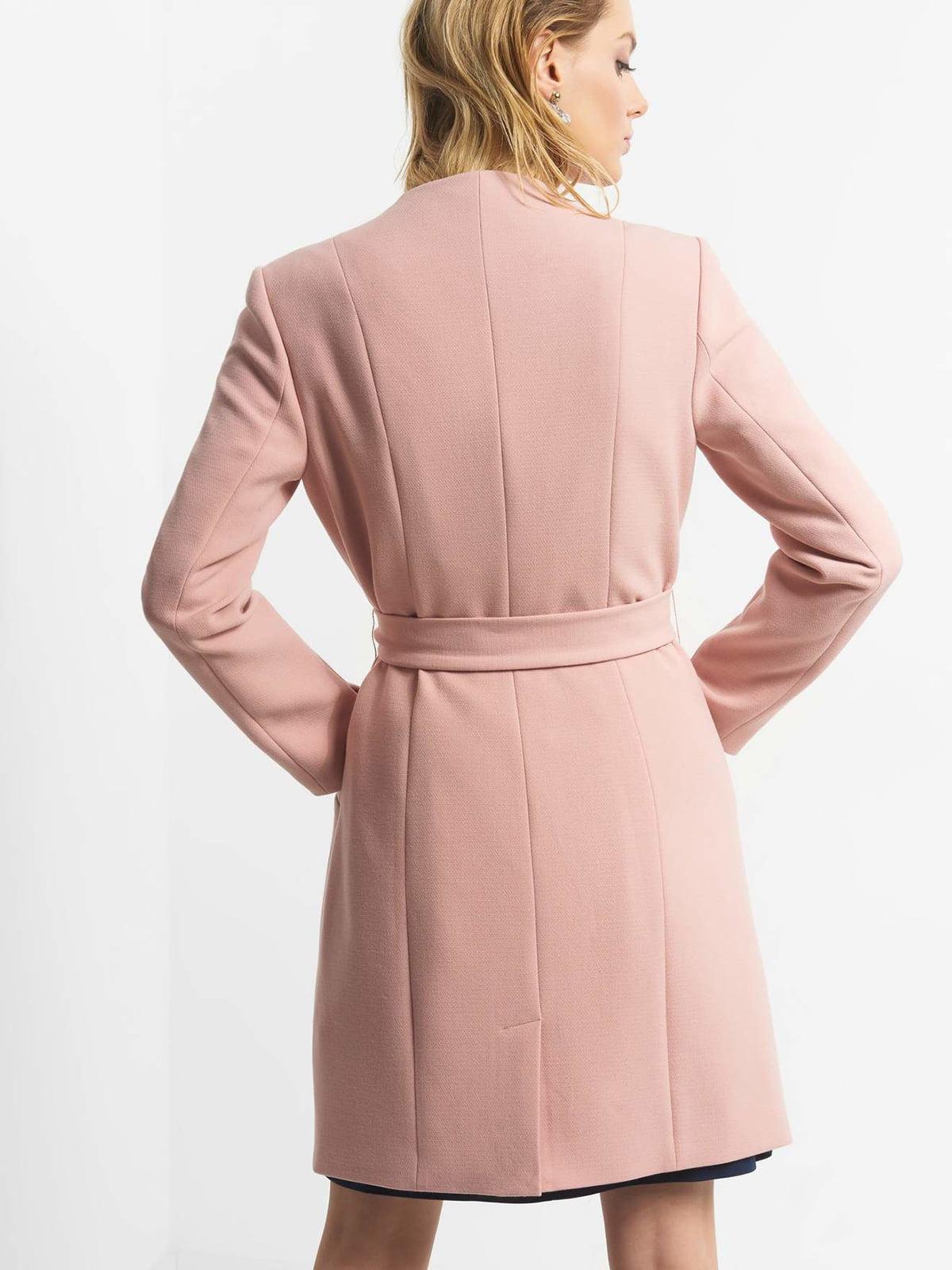 Пальто рожеве   4855998   фото 2
