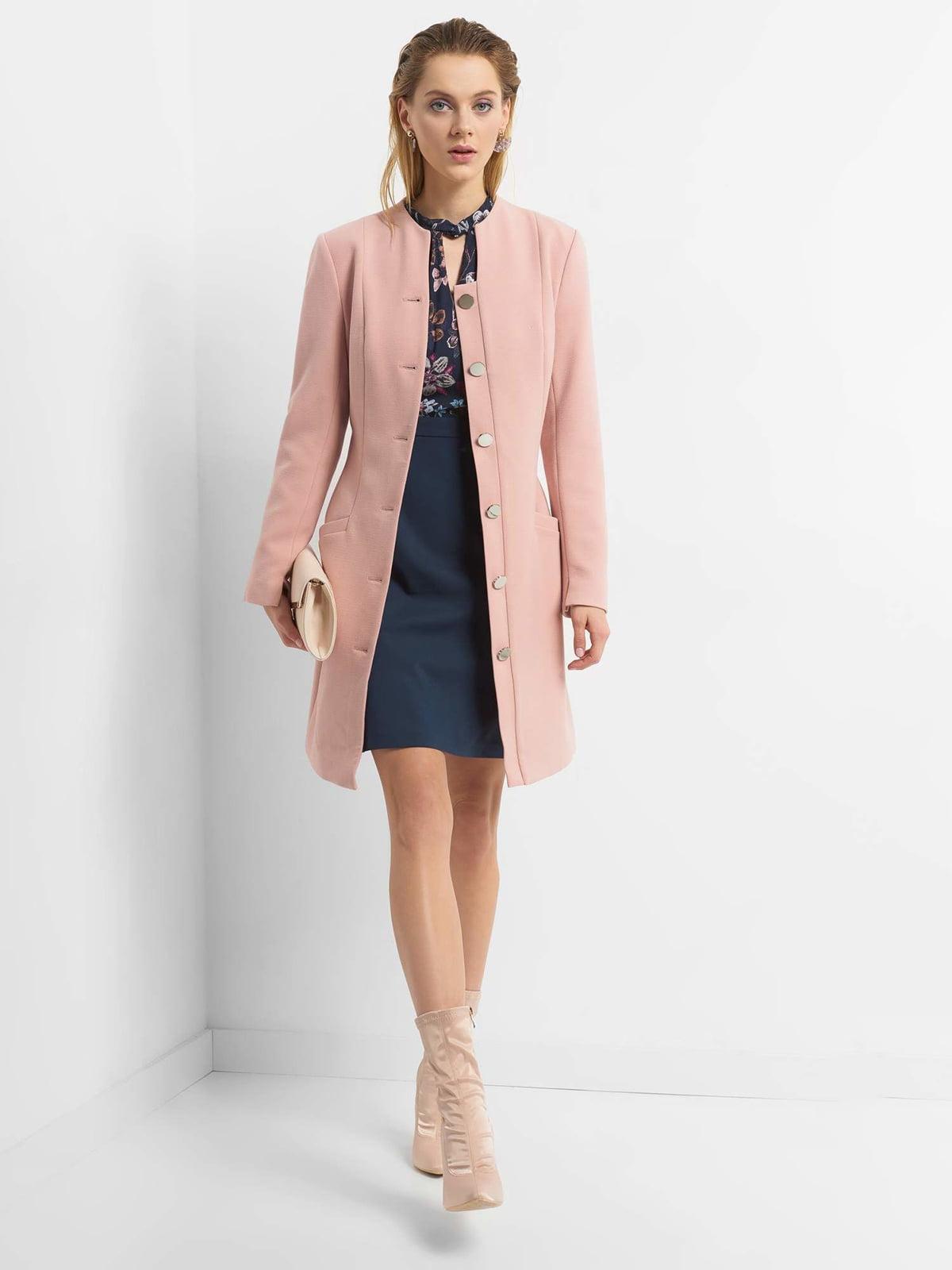 Пальто рожеве   4855998   фото 3