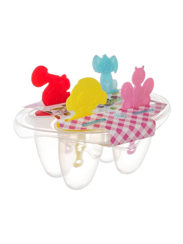 Набір форм для приготування морозива (4 предмета)   4430029