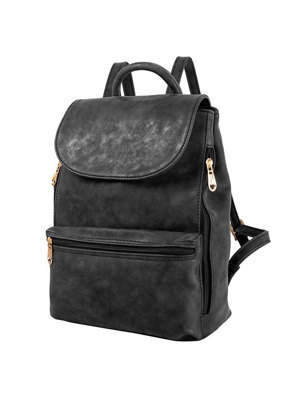 Рюкзак чорний | 4856081