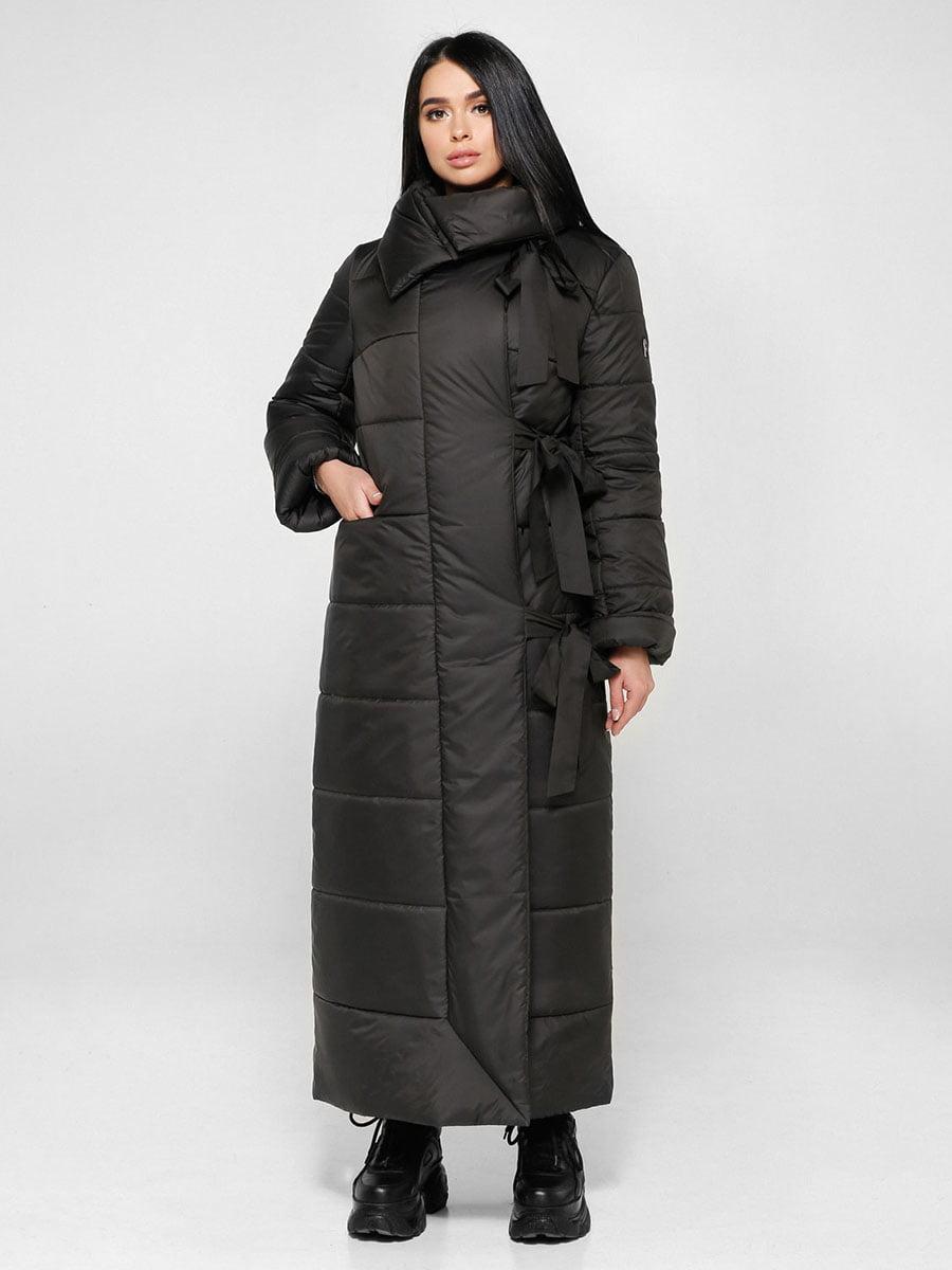 Пальто черное   4828107