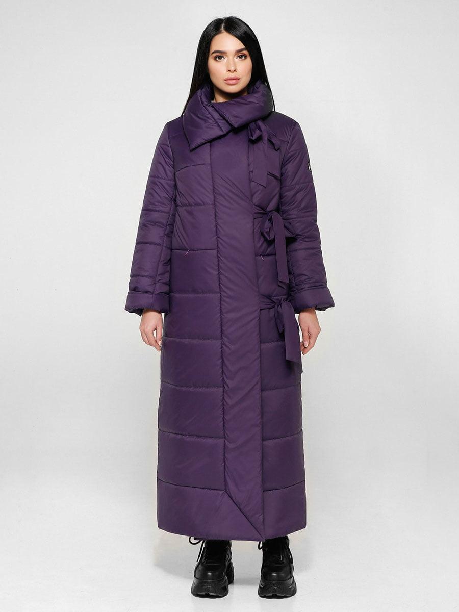 Пальто фиолетовое | 4828109