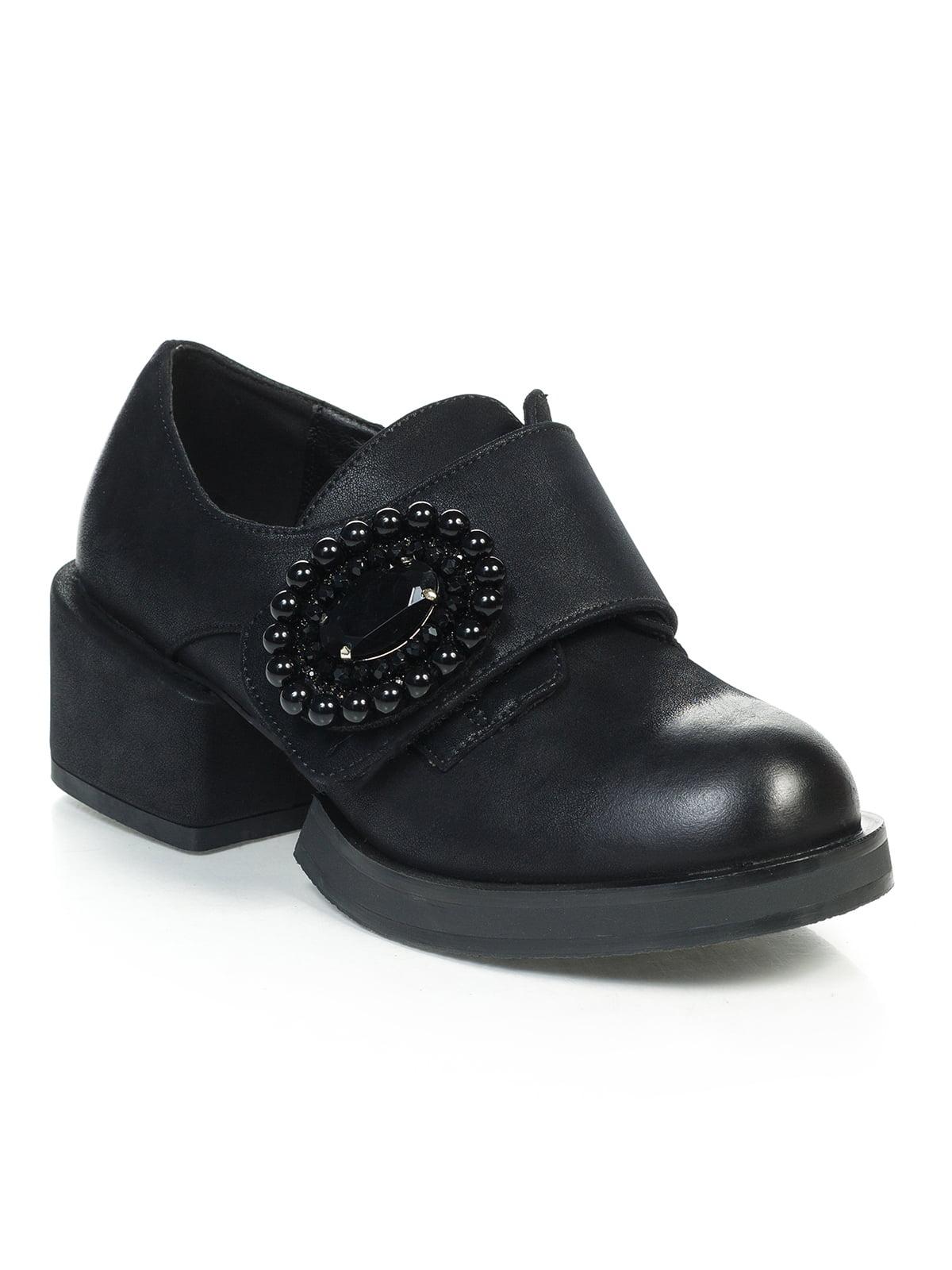 Туфли черные | 4865610