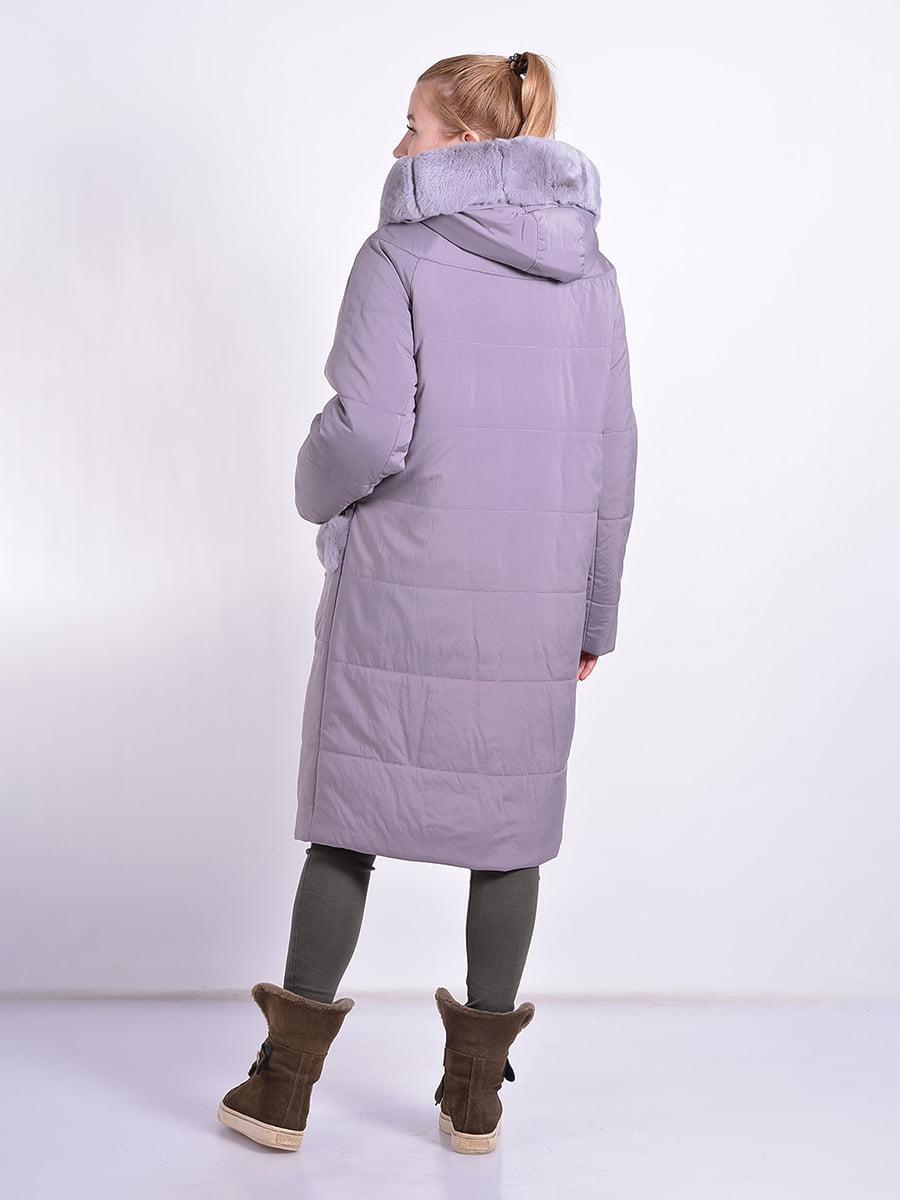 Пальто пудрового цвета | 4834512 | фото 4