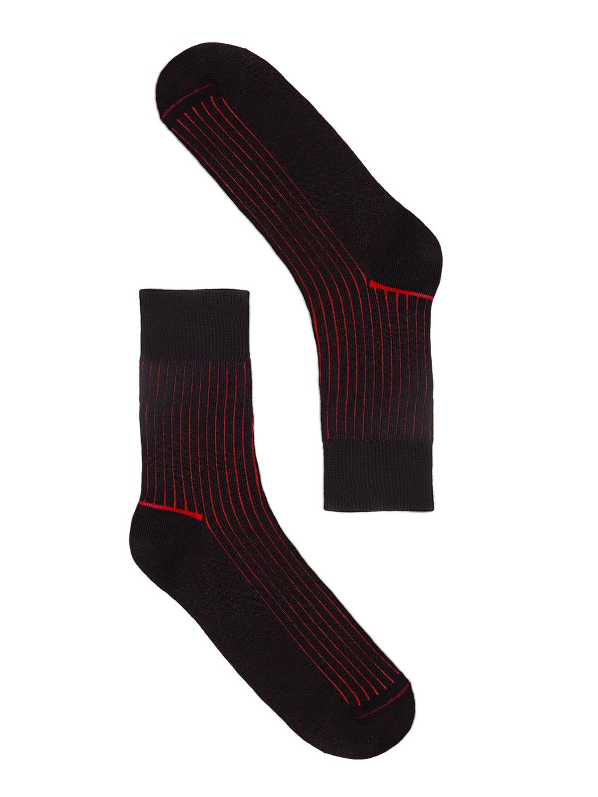Шкарпетки чорні | 3788937