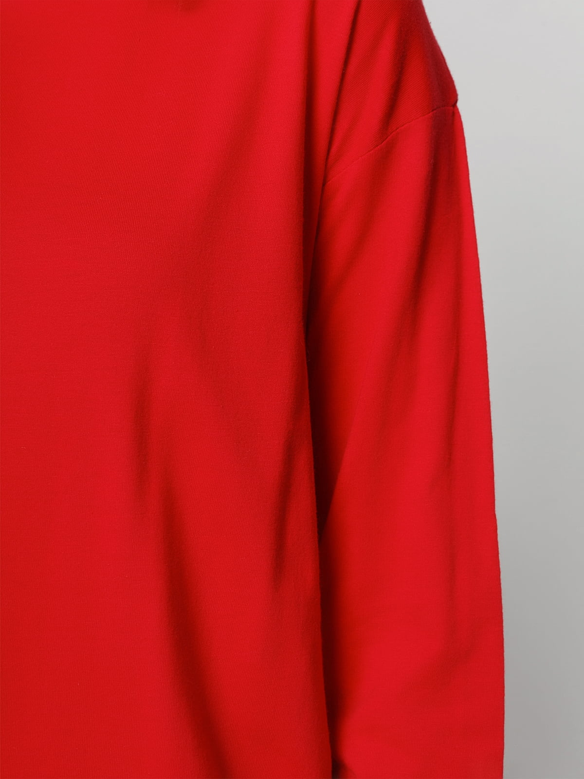 Лонгслив красный | 4861749 | фото 3