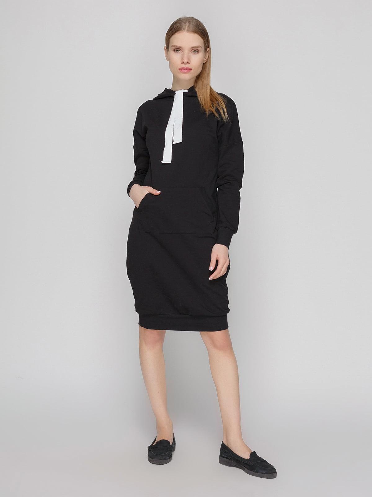 Платье черное | 4861819