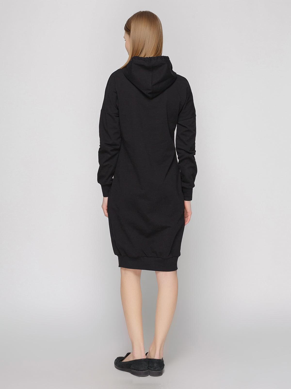 Платье черное | 4861819 | фото 2
